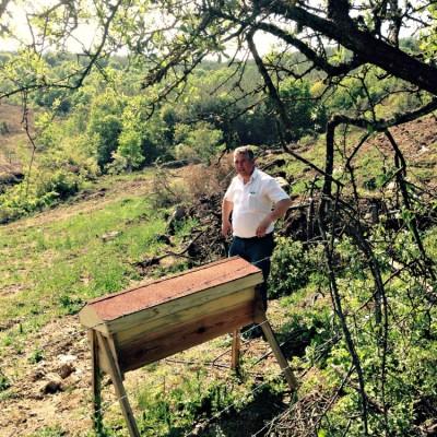 Çiftliğimizin Yöneticisi Cahit